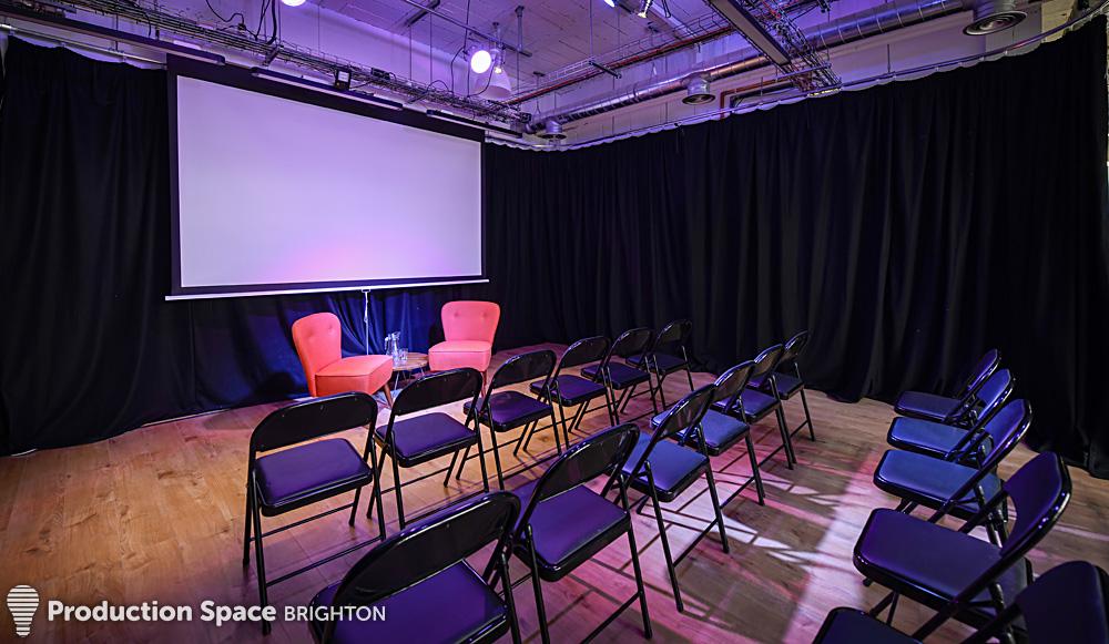Theatre/Screenings Setups