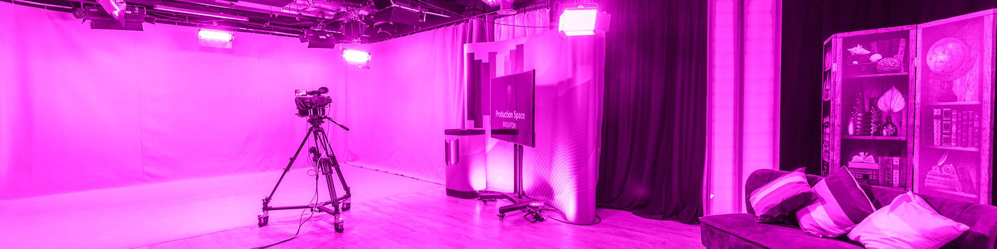 TV, Video & Photography Studio